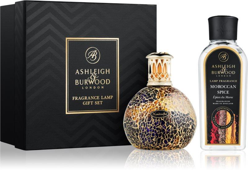 Ashleigh & Burwood London Golden Sunset Gift Set I. (Moroccan Spice)