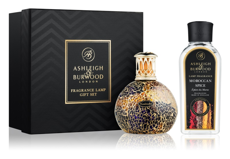 Ashleigh & Burwood London Golden Sunset zestaw upominkowy I. (Moroccan Spice)