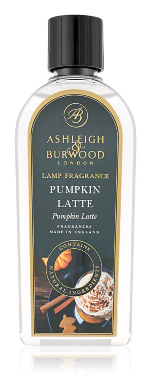Ashleigh & Burwood London Lamp Fragrance Pumpkin Latte recharge pour lampe catalytique 500 ml