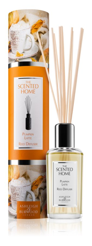 Ashleigh & Burwood London The Scented Home Pumpkin Latte aroma difuzor cu rezervã 150 ml