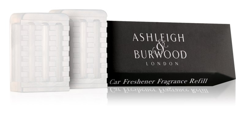 Ashleigh & Burwood London Car Coconut & Lychee désodorisant voiture 2 x 5 g recharge