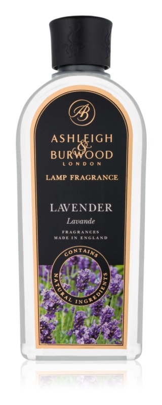 Ashleigh & Burwood London Lamp Fragrance Lavender katalytische lamp navulling 500 ml