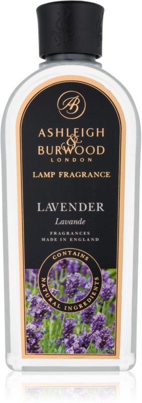 Ashleigh & Burwood London Lamp Fragrance Lavender rezervă lichidă pentru lampa catalitică  500 ml