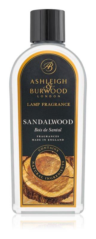 Ashleigh & Burwood London Lamp Fragrance Sandalwood recharge pour lampe catalytique 500 ml