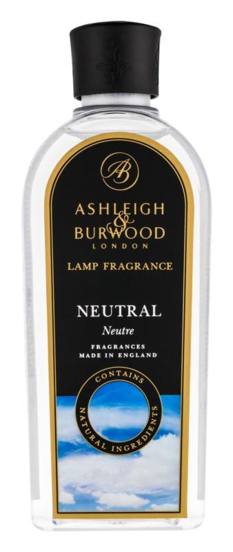 Ashleigh & Burwood London Lamp Fragrance Neutral recharge pour lampe catalytique 500 ml