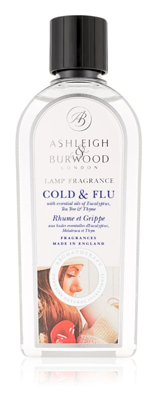 Ashleigh & Burwood London Lamp Fragrance Cold & Flu náplň do katalytickej lampy 500 ml