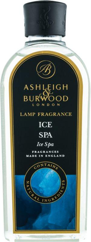Ashleigh & Burwood London Lamp Fragrance Ice Spa nadomestno polnilo za katalitično svetilko 500 ml