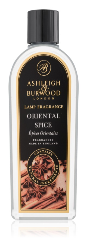 Ashleigh & Burwood London Lamp Fragrance Oriental Spice náplň do katalytickej lampy 500 ml