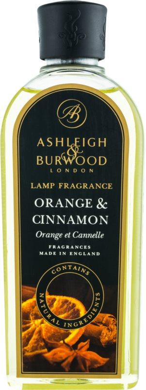 Ashleigh & Burwood London Lamp Fragrance Orange & Cinnamon náplň do katalytickej lampy 500 ml