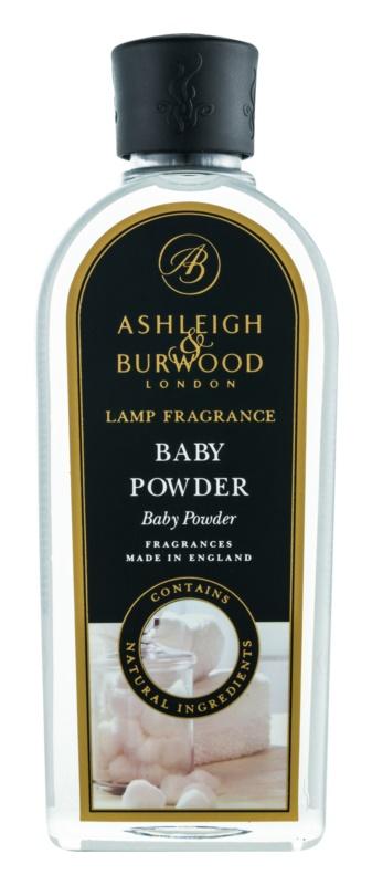Ashleigh & Burwood London Lamp Fragrance Baby Powder katalitikus lámpa utántöltő 500 ml
