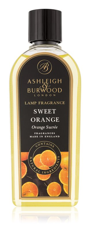 Ashleigh & Burwood London Lamp Fragrance Sweet Orange catalytic lamp refill 500 ml