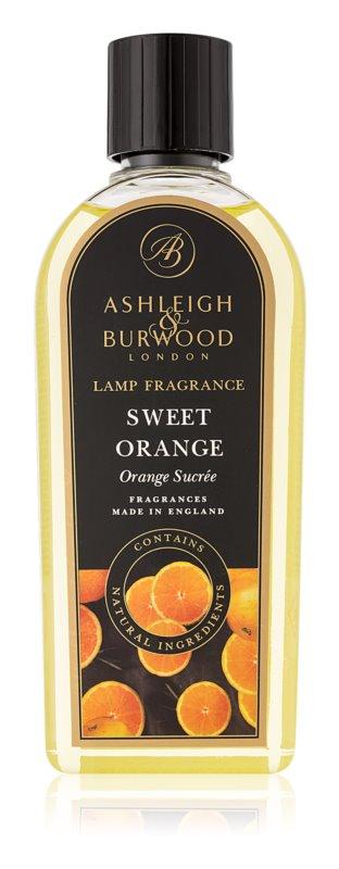 Ashleigh & Burwood London Lamp Fragrance Sweet Orange nadomestno polnilo za katalitično svetilko 500 ml