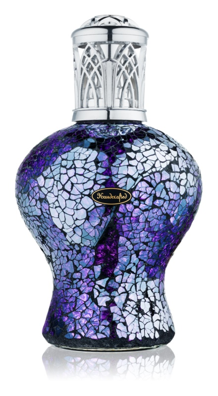 Ashleigh & Burwood London Violet Sapphire katalytická lampa   veľká (18 x 9,5 cm)