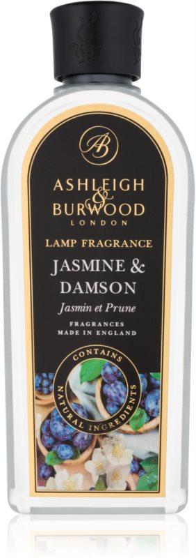 Ashleigh & Burwood London Lamp Fragrance Jasmine & Damson Ersatzfüllung für katalytische Lampen 500 ml