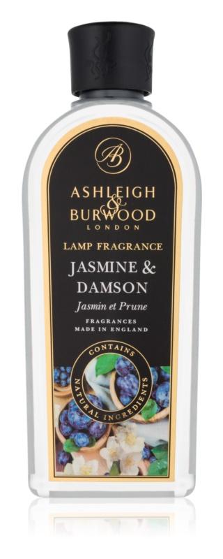 Ashleigh & Burwood London Lamp Fragrance Jasmine & Damson katalytische lamp navulling 500 ml