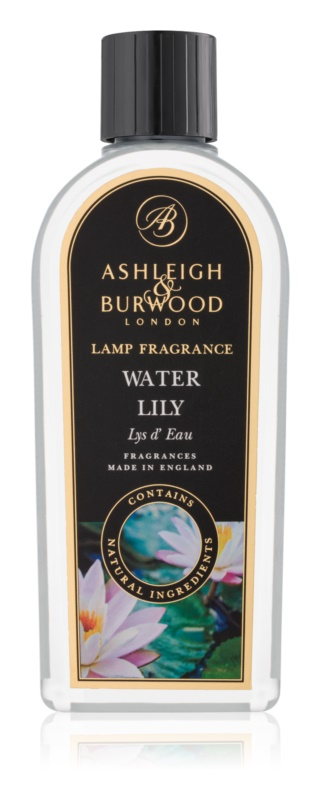 Ashleigh & Burwood London Lamp Fragrance Water Lily nadomestno polnilo za katalitično svetilko 500 ml