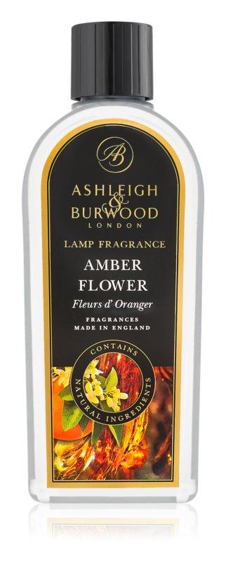Ashleigh & Burwood London Lamp Fragrance Amber Flower catalytic lamp refill 500 ml