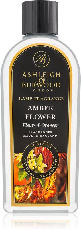 Ashleigh & Burwood London Lamp Fragrance Amber Flower rezervă lichidă pentru lampa catalitică  500 ml
