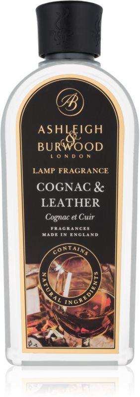 Ashleigh & Burwood London Lamp Fragrance Cognac & Leather napełnienie do lampy katalitycznej 500 ml