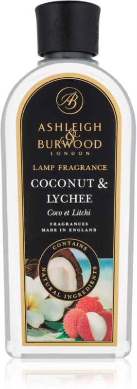 Ashleigh & Burwood London Lamp Fragrance Coconut & Lychee recharge pour lampe catalytique 500 ml