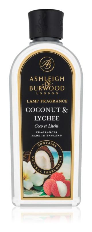 Ashleigh & Burwood London Lamp Fragrance Coconut & Lychee ricarica per lampada catalitica 500 ml