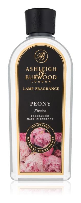 Ashleigh & Burwood London Lamp Fragrance Peony nadomestno polnilo za katalitično svetilko 500 ml