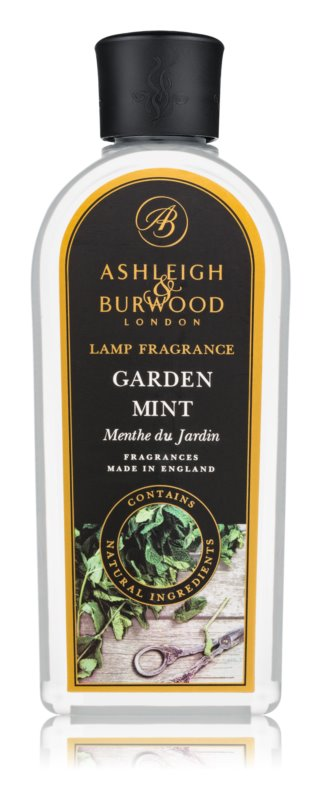 Ashleigh & Burwood London Lamp Fragrance Garden Mint katalytische lamp navulling 500 ml