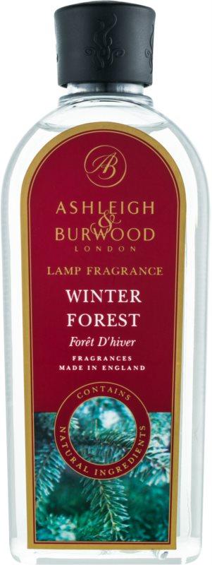 Ashleigh & Burwood London Lamp Fragrance Winter Forest rezervă lichidă pentru lampa catalitică  500 ml