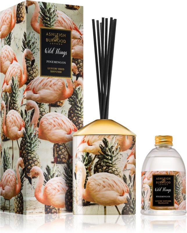 Ashleigh & Burwood London Wild Things Pinemingos aróma difúzor s náplňou 200 ml  (Coconut & Lychee)