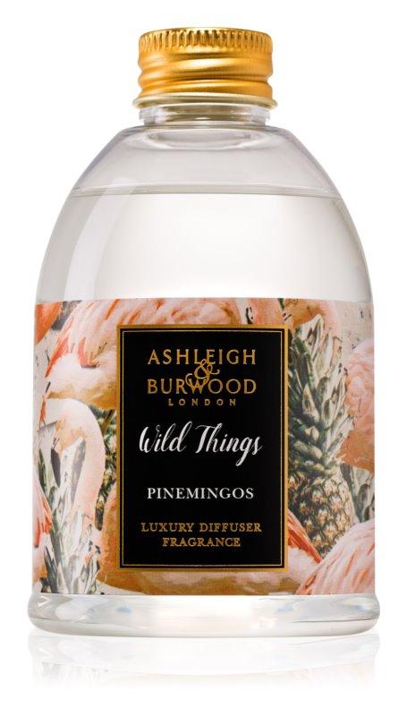 Ashleigh & Burwood London Wild Things Pinemingos recharge pour diffuseur d'huiles essentielles 200 ml  (Coconut & Lychee)
