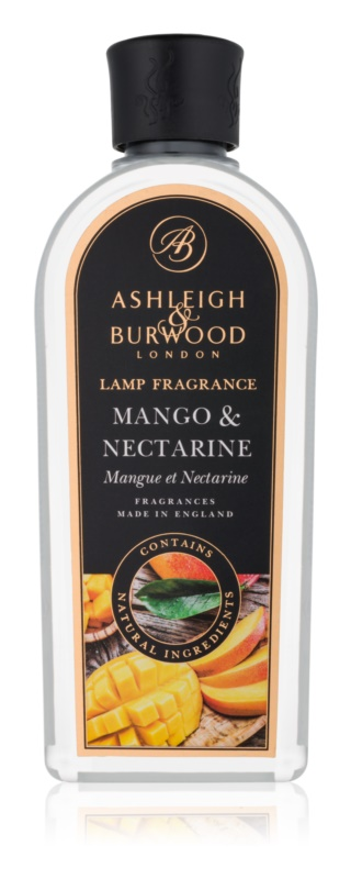 Ashleigh & Burwood London Lamp Fragrance Mango & Nectarine rezervă lichidă pentru lampa catalitică  500 ml