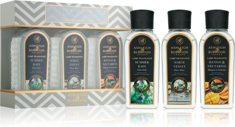 Ashleigh & Burwood London Lamp Fragrance New Season coffret cadeau I.