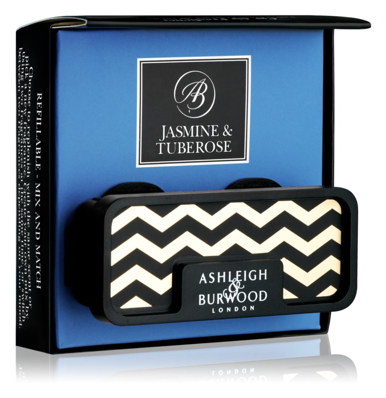 Ashleigh & Burwood London Car Jasmine & Tuberose désodorisant voiture   clip