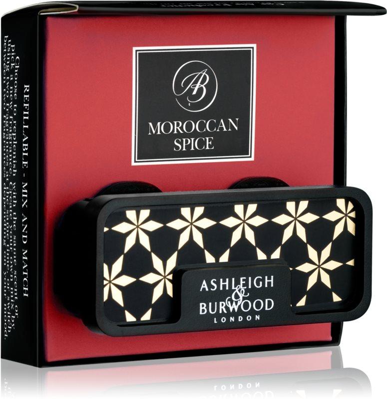 Ashleigh & Burwood London Car Moroccan Spice vôňa do auta   clip