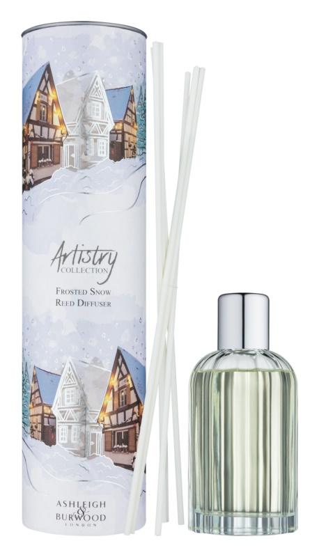 Ashleigh & Burwood London Artistry Collection Frosted Snow dyfuzor zapachowy z napełnieniem 200 ml