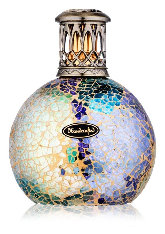 Ashleigh & Burwood London Metallion Purple Green lampa zapachowa   mała (12 x 6 cm)