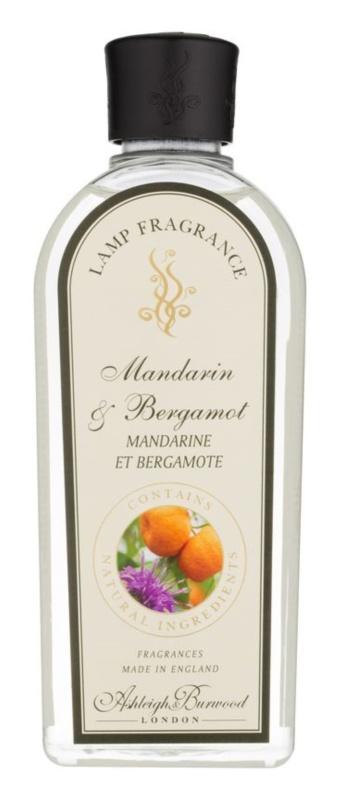 Ashleigh & Burwood London Lamp Fragrance Mandarin & Bergamot recharge pour lampe catalytique 500 ml