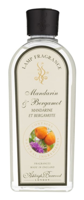 Ashleigh & Burwood London Lamp Fragrance Mandarin & Bergamot ricarica per lampada catalitica 500 ml