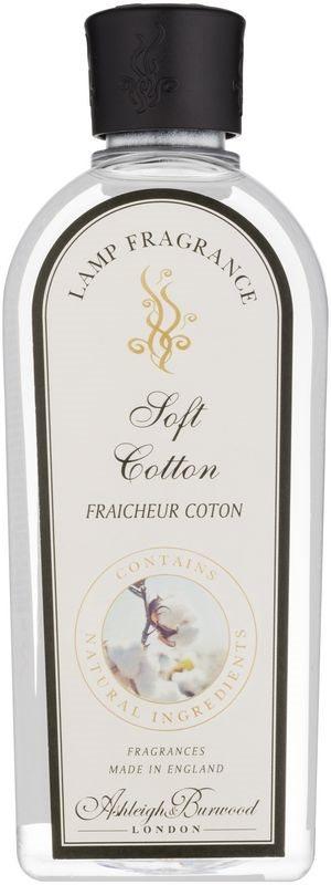 Ashleigh & Burwood London Lamp Fragrance Soft Cotton recharge pour lampe catalytique 500 ml