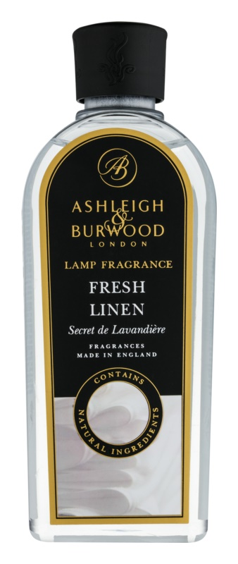 Ashleigh & Burwood London Lamp Fragrance Fresh Linen katalytische lamp navulling 500 ml