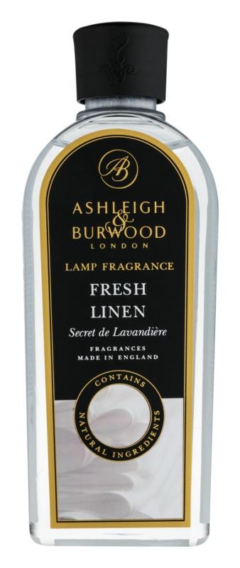 Ashleigh & Burwood London Lamp Fragrance Fresh Linen recharge pour lampe catalytique 500 ml