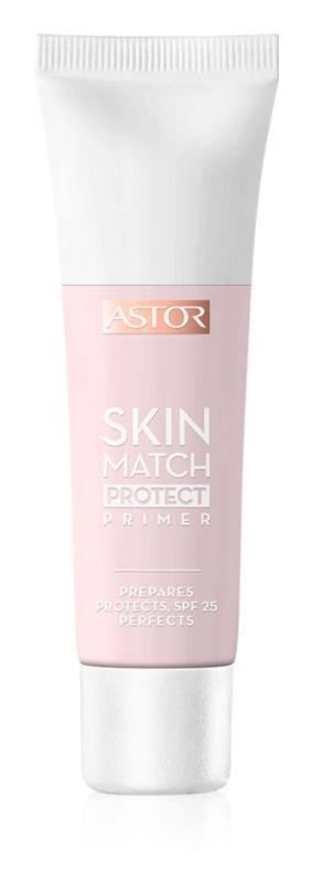 Astor Skin Match Protect baza de machiaj SPF 25