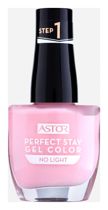 Astor Perfect Stay Gel Color gel lak za nohte brez uporabe UV/LED lučke