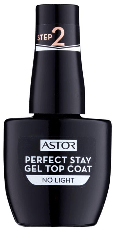 Astor Perfect Stay Gel Top Coat Perfect Stay Gel Top Coat Zonder UV Lamp