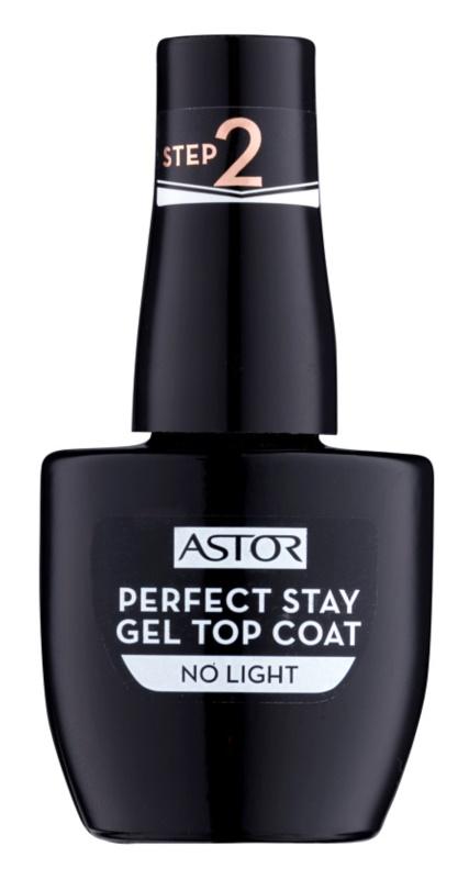 Astor Perfect Stay Gel Top Coat vernis de protection gel sans lampe UV/LED