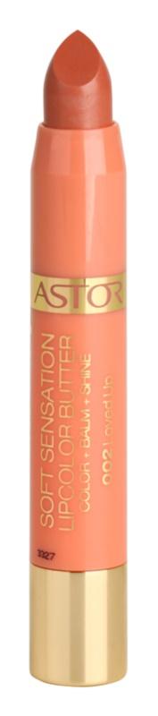 Astor Soft Sensation Lipcolor Butter hidratáló rúzs