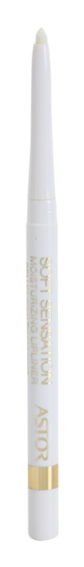 Astor Soft Sensation Moisturizing Lipliner creion pentru conturul buzelor cu efect hidratant pe/pentru buze