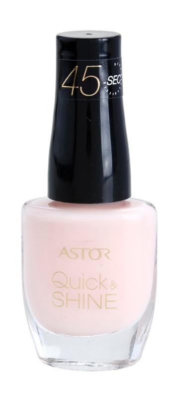 Astor Quick & Shine Snel Drogende Nagellak
