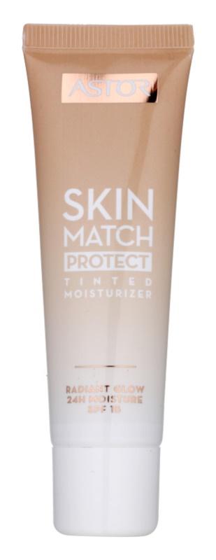 Astor Skin Match Protect crema colorata idratante SPF 15