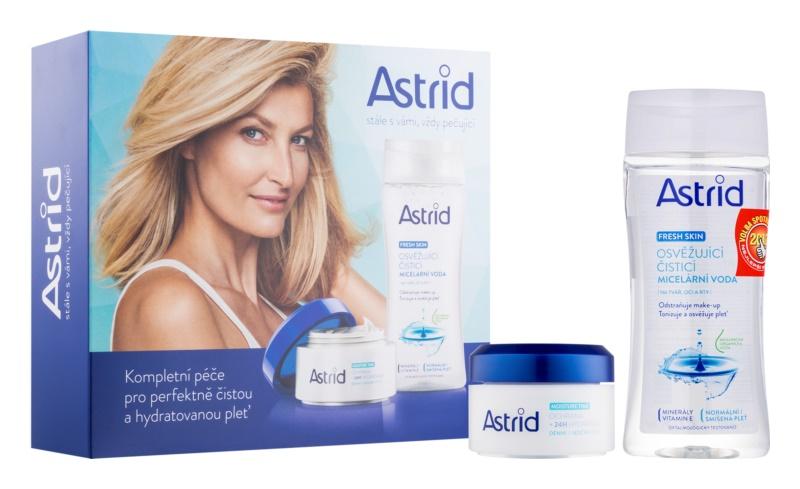 Astrid Moisture Time kit di cosmetici I.